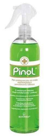 Pressure ulcer prevention PINOL Body fluid against pressure ulcers 500ml