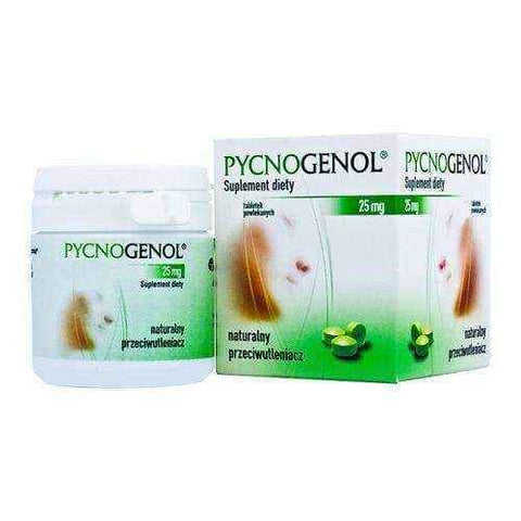 Pycnogenol x 120 tablets, anti cellulite treatment