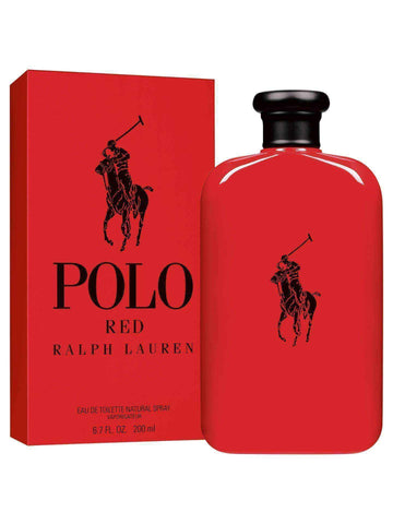 Ralph Lauren Polo Red Eau de Toilette 200ml Spray