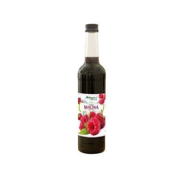 Raspberry syrup with vitamin C 400ml