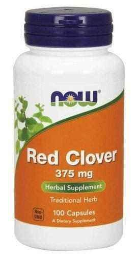 Red Clover 375mg x 100 capsules.