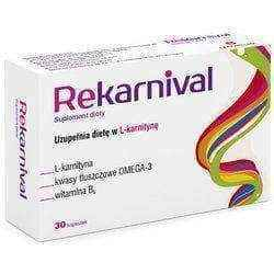Rekarnival x 30 capsules, best way to lose weight UK