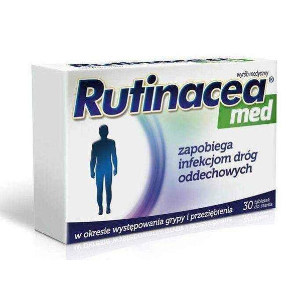 Rutinacea Med x 30 lozenges UK