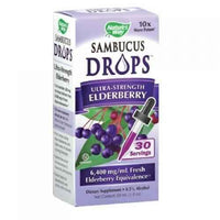 SAMBUCUS Super Concentrate drops 30ml