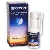 SNOREEZE throat spray 22ml.