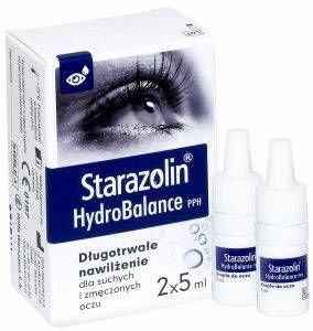 STARAZOLIN HydroBalance drops 10ml (2x5ml) tired eyes remedy