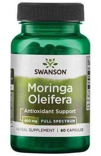 SWANSON Full Spectrum Moringa Oleifera 400mg x 60 capsules UK
