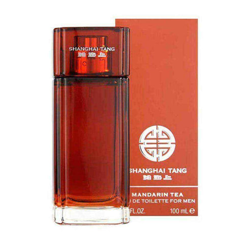 Shanghai Tang Mandarin Tea Eau de Toilette 100ml Spray
