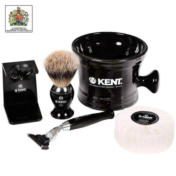 Mens Shaving Kit  | luxury shaving set