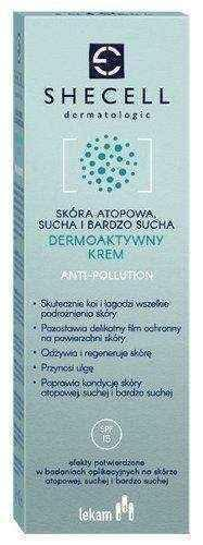 Shecell Dermatologic Protect Dermoactive cream atopic skin, dry and very dry 40ml - ELIVERA