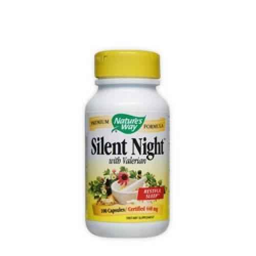 Silent Night, 440 mg 100 capsules.