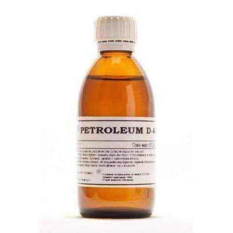 Skin lesions PETROLEUM D-4 100ml