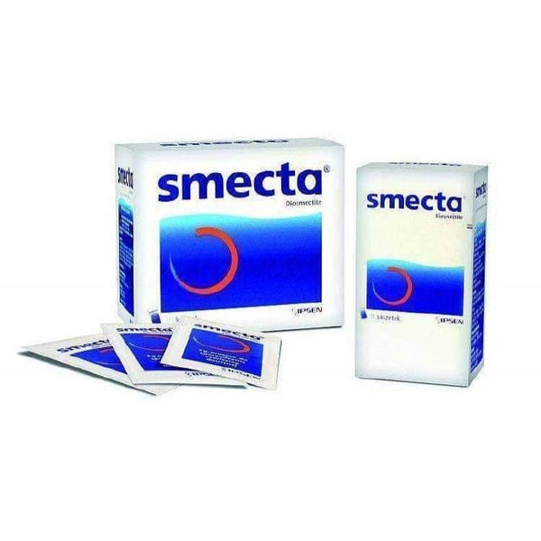 Smecta 3gxN10 sachets Acute & Chronic Diarrhoea, diosmectite Adult&Children UK