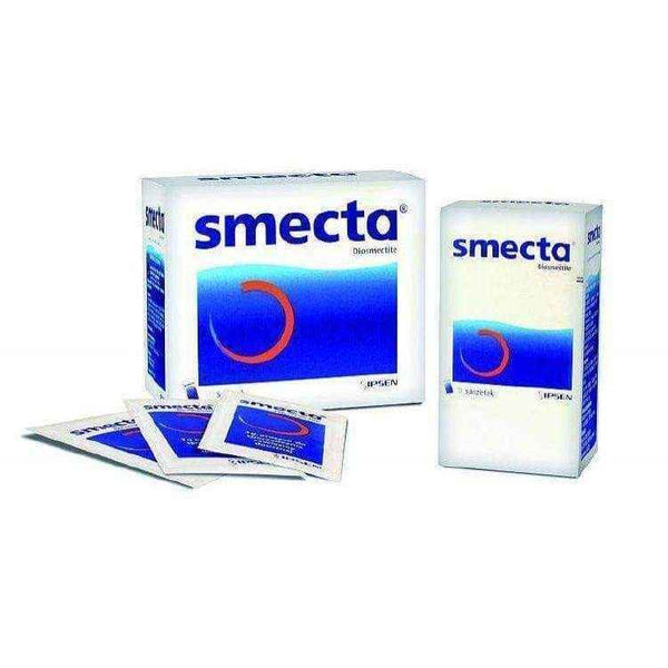 Smecta x 30 sachets, diarrhea treatment, cure for diarrhea