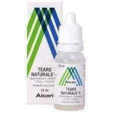 TEARS NATURALE drops 15ml