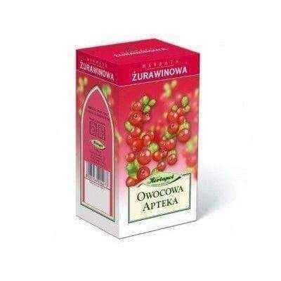 TEA Cranberry Fix 2.5g x 20 sachets, cranberry supplements
