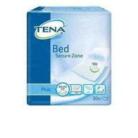 TENA BED PLUS 60 x 60cm pieces x 30.