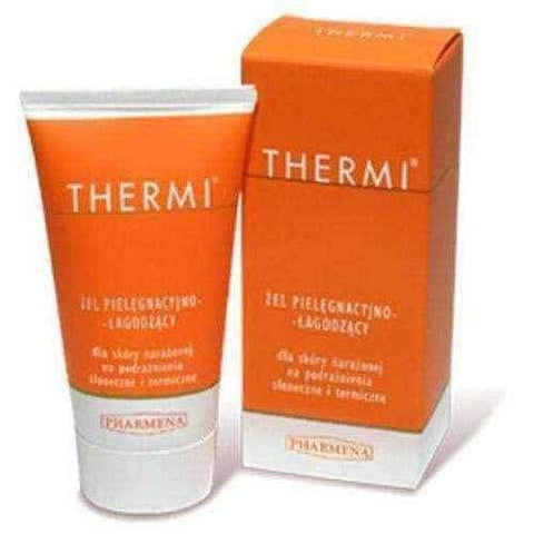 THERMI gel for burns 75ml, ointment for burns, cream for burns