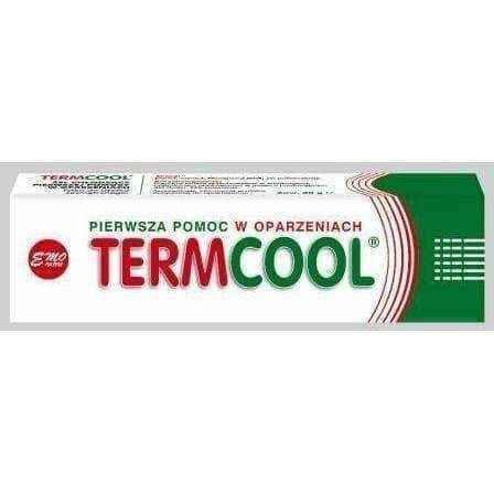 THERM COOL gel 30g, causes of fire, boil treatment