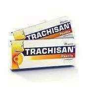 TRACHISAN x 20 tablets 8mg.