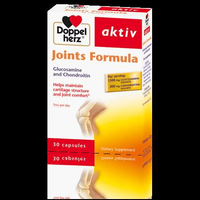 The Aktiv Doppelherz joints Max x 30 tablets, doppelherz aktiv.
