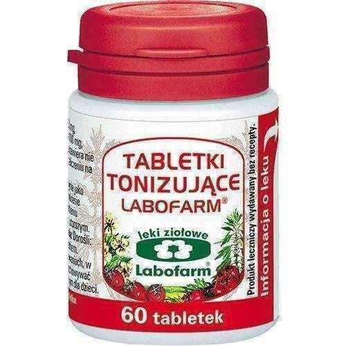 Toning TABLET x 60 tablets, cardiac muscle performance.
