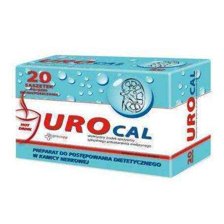 UROCAL 3.4g x 20 sachets, treatment for kidney stones
