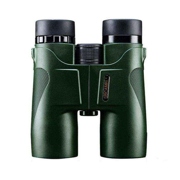 Uscamel binoculars 10x42 Military HD Zoom High Quality Vision  Telescope Army Green