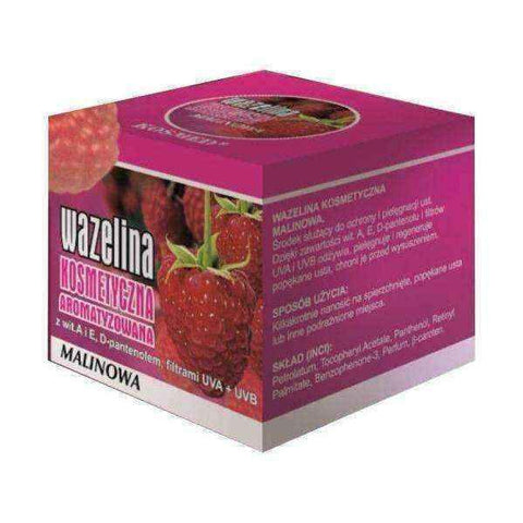VASELINE COSMETIC Raspberry 15ml