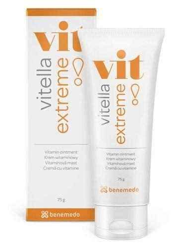 VITELLA EXTREME Cream 75g Protects against wind and frost