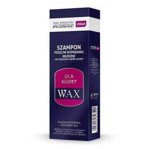 WAX Pilomax Shampoo against hair loss for women 200ml