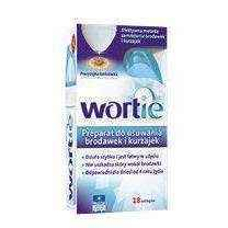 WORTIE preparation for removing warts 50ml, best wart removal