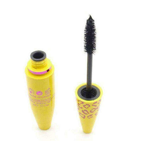 Waterproof Makeup Cosmetic Length Extension Curling Eyelash Mascara Black