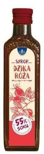 Wild rose syrup 250ml - ELIVERA
