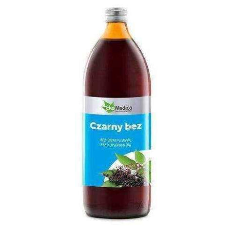 Elderberry juice 100% 1000ml