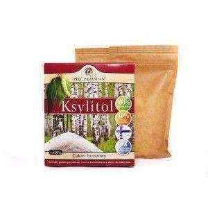 Xylitol Five Transitions of birch sugar 500g - ELIVERA