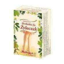 ŻYLACZEK tea Fix 2g x 20 sachets, improves blood flow, blood circulation