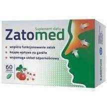 Zatomed x 60 tablets, larynx, vocal cords, throat treatment, home remedies  for sore throat