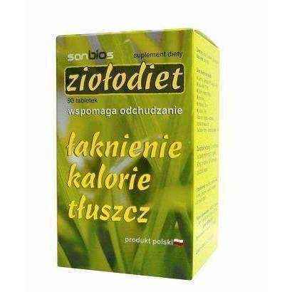 Ziołodiet x 90 tablets, how to lose weight fast.