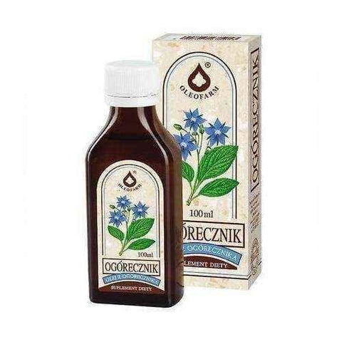 borage 100ml, borage oil
