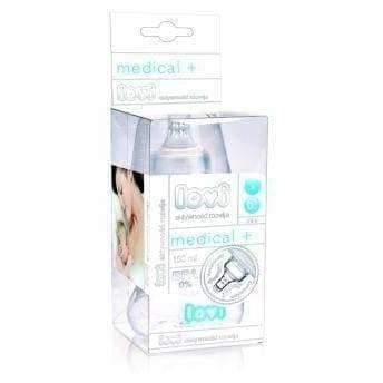 LOVI Medical + 150ml bottle 59/213 close as possible to the effect of breastfeeding