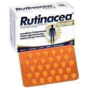 Elderflower extract  | Rutinacea Senior x 180 tablets