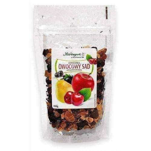 Fruit orchard fruit and herbal tea 100g | fruit and herbal teas.