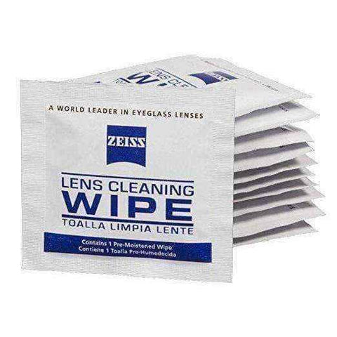 lens cleaning wipes | Zeiss lens wipes