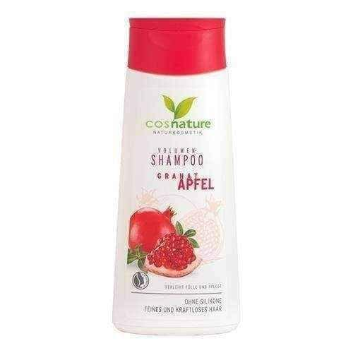 Natural shampoo for hair growth with pomegranate 200ml