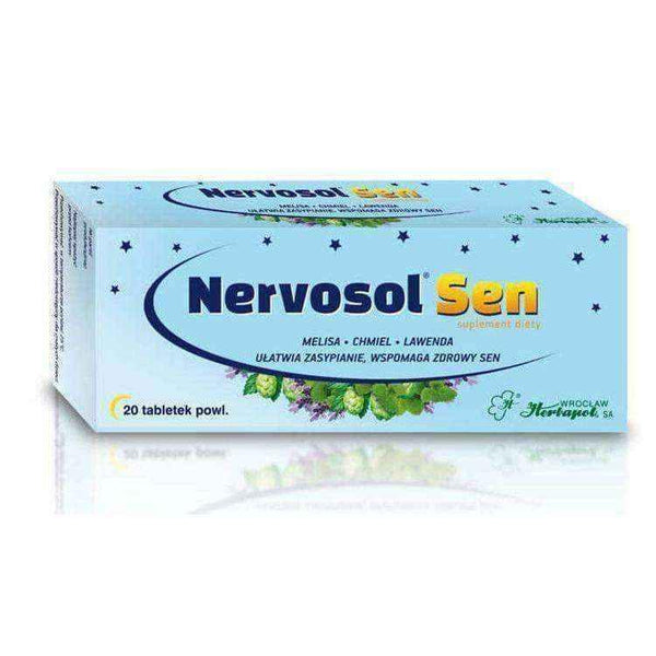 Nervosol Dream x 20 tablets