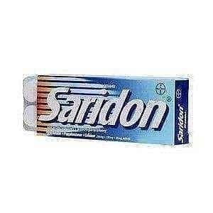 SARIDON x 10 tablets, saridon tablet