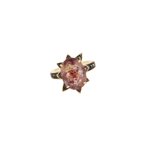Irregular Starburst Ring