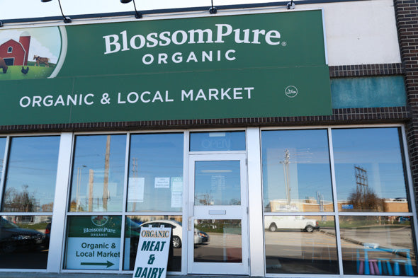 BlossomPure Organic and Local Market