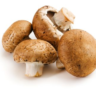 Fresh Organic Mushrooms (Brown Cremini)
